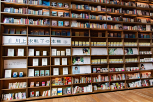 枚方 蔦屋書店文学コンシェルジュ大江さんが推薦する「わたしはゴッホにゆうたりたい/川上未映子」