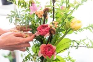 まずはお花にふれることから始めませんか!初めての人向け、春のお花の楽しみ方【ワークショップレポ】