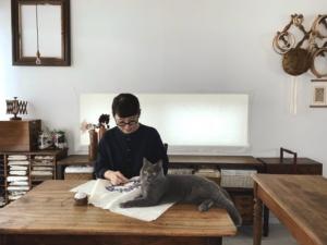 枚方T-SITEにて樋口愉美子さんの個展「YUMIKO HIGUCHI WORLD EMBROIDERY」4/5(月)〜4/21(水)開催