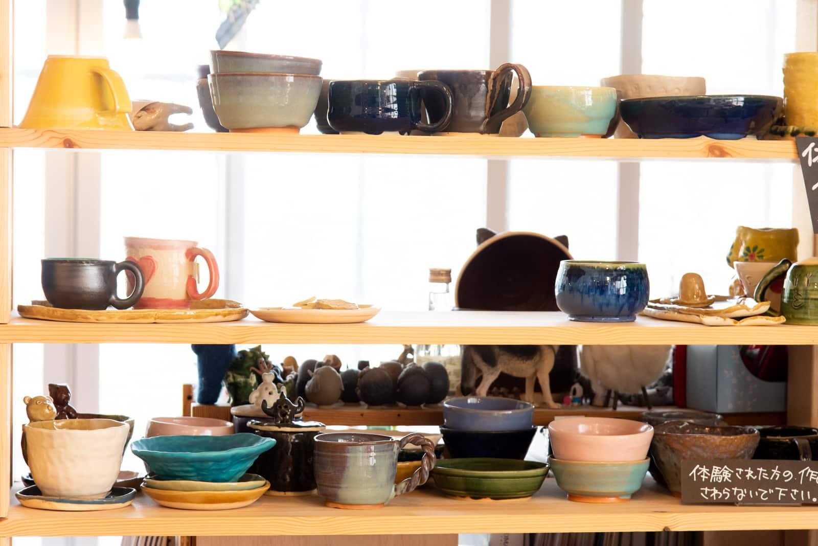 陶芸教室ICHICARA